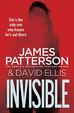 Invisible by James Patterson (Paperback, 2015)