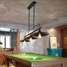 Industrial Pendant light Vintage Chandelier Lighting LED Modern Ceiling Lights 3