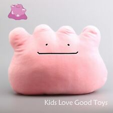 New Pokemon Ditto Metamon Plush Pillow Soft Doll Throw Cushion 48cm * 35cm BIG