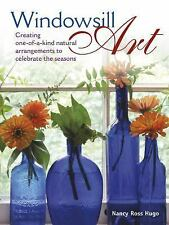 WINDOWSILL ART - NANCY ROSS HUGO (HARDCOVER)