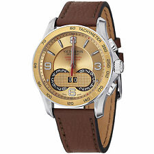 Victorinox Swiss Army Mens 241617 Chrono Classic Gold Quartz Watch 1/100