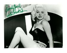 Sexy DIANA DORS Signed Photo