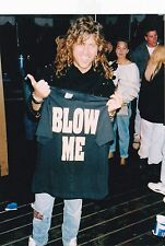 "ROCK CONCERT T-SHIRTS,"" BLOW ME ""........TOUR SHIRTS, sizes,L,XL, & XXL"