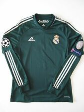 Adidas Real Madrid Cristiano Ronaldo Player Issue Jersey Match Shirt v Ajax 2012