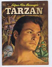 Tarzan #28 Dell 1952
