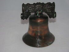 Collectible Bell Bronze LIBERTY BELL  B1