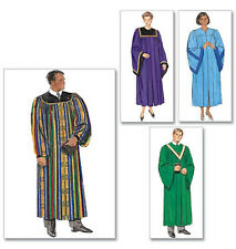 Butterick 5626 Sewing Pattern & Instructions to MAKE Unisex Church/Choir Robes