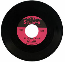 "RAY AGEE  ""I'M LOSING AGAIN""     MONSTER NORTHERN SOUL FLOORFILLER     LISTEN!"