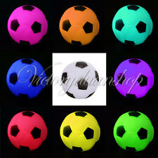 LED Color Changing Football Soccer Light Lamp Night Party Decoration Xmas Gift