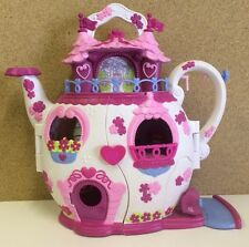 My Little Pony Ponyville Teapot Playset With Lights Music Sounds Hasbro