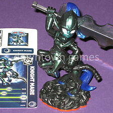 KNIGHT MARE Skylanders Trap Team NEW figure+card+code DARK ELEMENT TRAP MASTER