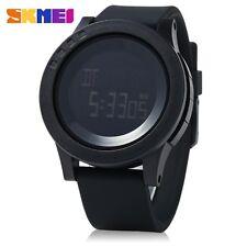 SKMEI Art und Weisemänner Sport LED Digital-Uhr-wasserdichte laufende Armbanduhr