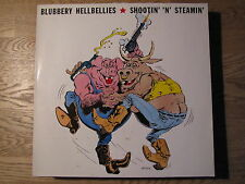 LP - BLUBBERY HELLBELLIES - SHOOTIN ´N´STEAMIN