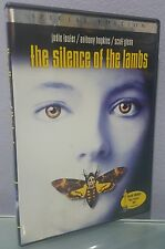 MS) The Silence of the Lambs (DVD, 2001, Special Edition) Movie Film Disc
