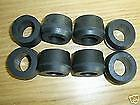 LAND ROVER SERIES SHOCK ABSORBER BUSHES (SET of EIGHT) 552819