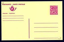 BELGIUM - BELGIO - Cart. Post. - 1982 - 7,50 Fr  - Stemma - Valore numerico sul