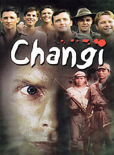 CHANGI (Historical Fiction about POW's in WWII Singapore) 2-DVD Set