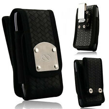Rugged Patrol XX Steel Clip Duty Belt Case fits Zte ZMax with any cover on it.