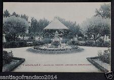 1833.-ARANJUEZ -7 Jardín del Príncipe. Jardines del embarcadero