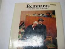 Remnants, the Last Jews of Poland  by M. Niezabitonska PHOTOGRAPHS