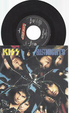 "7"" KISS CRAZY NIGHTS"