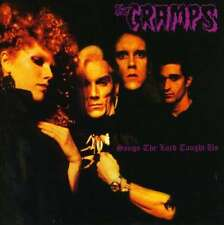 Songs The Lord Taught Us - The Cramps CD EMI