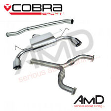 Cobra Sport Nissan 350z Cat Back Exhaust System Y-Pipe Non Resonated  3""