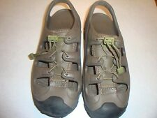 CROCS TOGGLE PULL SLINGBACKS SIZED FOR MEN 8/ WOMEN 10~~EXCELLENT CONDITION