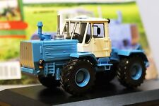1:43 Tractor T-150K REGULAR ISSUE Russian Tractors + Magazine  # 11