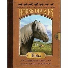 Horse Diaries: Elska No. 1 by Cathy Hapka and Catherine Hapka (2009, Paperback)