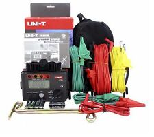 UNI-T Digital Earth Ground Resistance Tester UT522 Earth Voltage Device 4000Ω