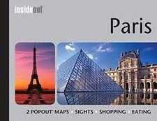 Insideout: Paris Travel Guide, Popout Maps