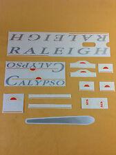 Original Raleigh Bike Stickers : Calypso