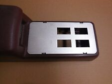 LRB Speed 81-83 S2 FB RX7 Center Console Switch Trim Panel First Gen RX-7