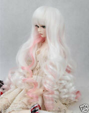 "New Wigs BJD Doll  Wig 5-6"" 1/6 SD DZ LUTS curls Wig Hair Womens Toys Hot"