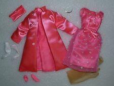 Audrey Hepburn Breakfast at Tiffany's Pink Princess Fashion ~ New ~Free U.S Ship