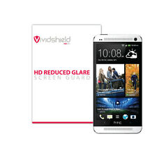 HTC One M7 Screen Protector x 12 (6 Matte Anti-Glare + 6 Clear) VividShield
