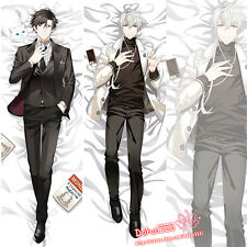 New Anime Game Mystic Messenger Otaku Hug Body Dakimakura Pillow Case Cover #12