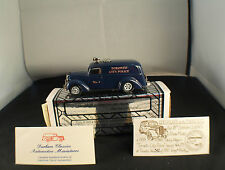 Durham Classics DC-13 FORD PADDY WAGON TORONTO CITY POLICE 1939 neuf mint RARE