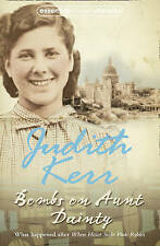 Bombs on Aunt Dainty by Judith Kerr (Paperback, 2002)