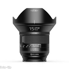 Irix Lens 15mm f/2.4 Firefly for Canon EF