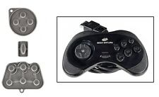 Sega Saturn Controller Repair Kit [Conductive Pads] Lot of 2