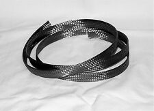 """Braided Stainless Steel Hose/Wire/Cable Sheathing, Expands up to 3/4"""" ID; Custom"""