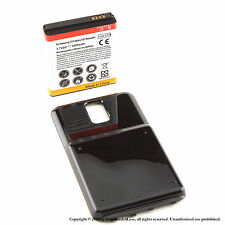 NEW 3800mAH extended battery Samsung Galaxy S II 2 Skyrocket i727 AT&T + Cover