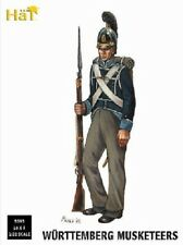 Hat industries 1/32 Napoleonic Wurttemberg Musketeers (18) HAT9309