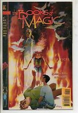 DC Vertigo Comics Books Of Magic #7 November 1994 VF+