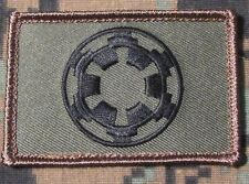 STAR WARS IMPERIAL GALACTIC EMPIRE TACTICAL MILITARY MORALE FOREST VELCRO PATCH