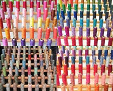 New MEGA lot 400 POLY ALL SEWING/QUILTING THREADS 327yd