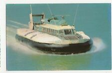 Hovercraft Old Postcard, A807