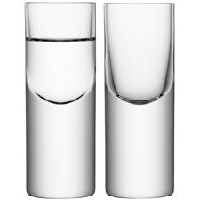 LSA Boris Vodka Glass - Clear - Pair